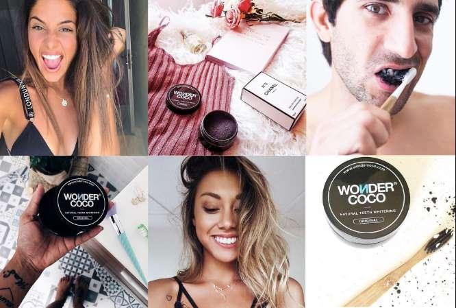 SmartDeal produits blanchiment des dents Wondercoco