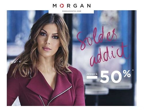 Soldes Morgan De Toi Jusqu'à 50%
