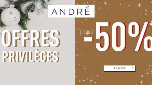Vente Privée André Des Pré Soldes