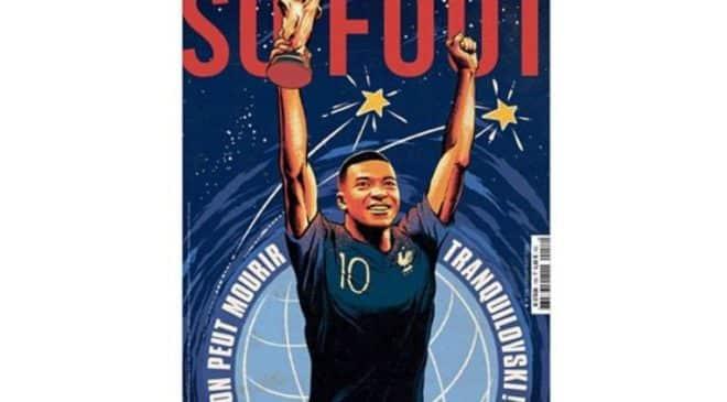 Vente privée SoFoot abonnement magazine