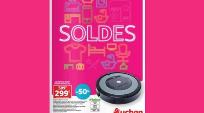catalogue des soldes Auchan 2018 valable dès le 27 juin