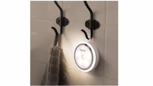 lampe veilleuse Led détecteur de mouvement rechargeable Aglaia
