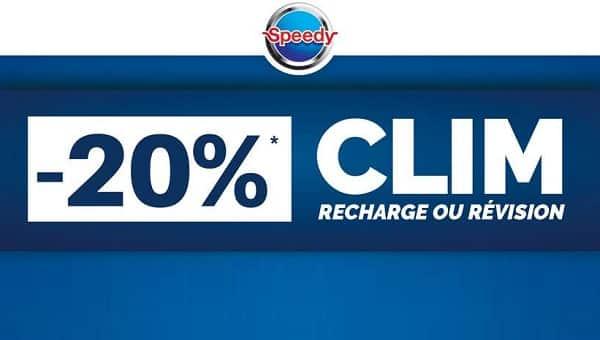 Remise Sur La Recharge Ou Révision Climatisation Chez Speedy