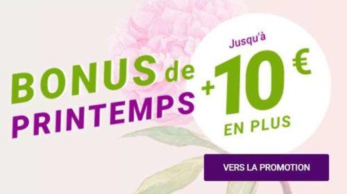 10€ Offerts Dès 50€ De Vente Sur Momox