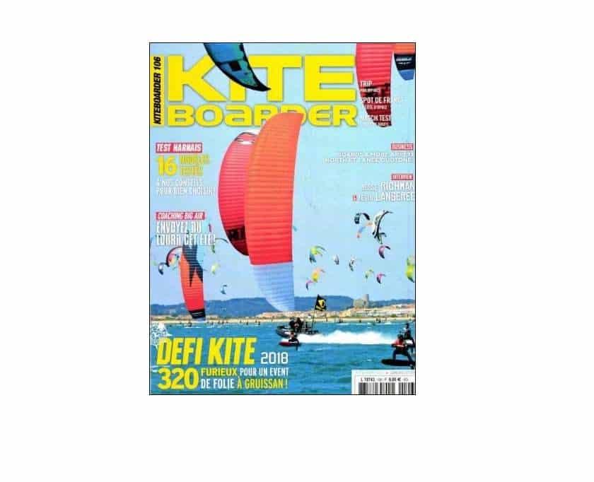 Abonnement Kiteboarder Magazine pas cher