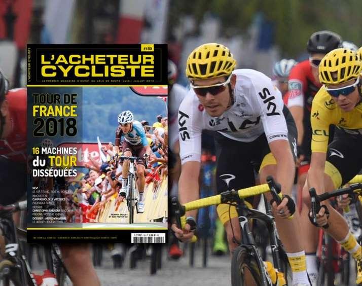 Abonnement magazine L'Acheteur Cycliste pas cher