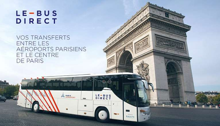 Vente privée Le Bus Direct