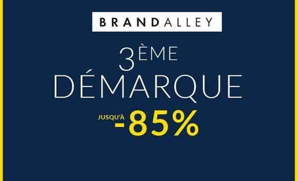 Jusqu'à 85% Pour La Troisième Démarque Des Soldes Brandalley