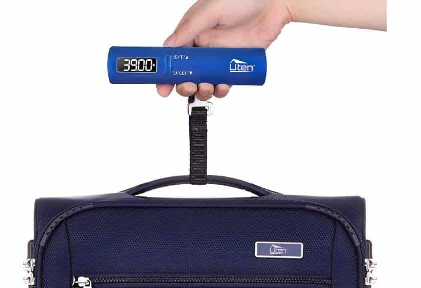 pèse bagages digital Uten jusqu'à 50 kg