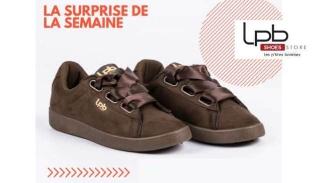 10€ de remise sur LPB Shoes