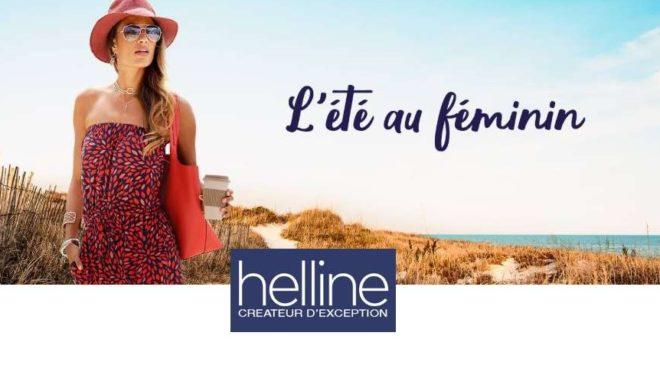 25% de remise sur Helline
