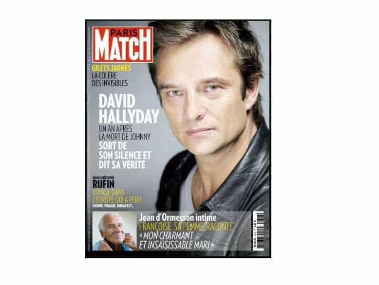 Abonnement Paris Match pas cher