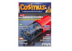 🔥Abonnement magazine Cosinus pas cher (dès 11 ans) : 33€ pour 1 an au lieu de 71€