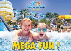 Entrée parc aquatique Aquasplash pas chère