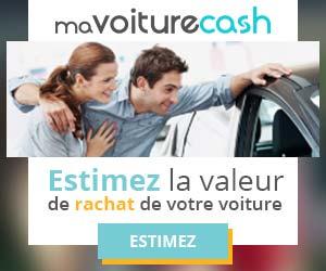 Estimation gratuite en ligne de votre voiture et rachat rapide avec maVoitureCash