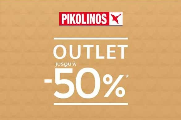 Outlet Pikolinos