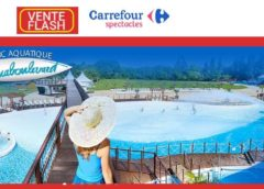 Vente flash billet Aquaboulevard sur Carrefour Spectacle