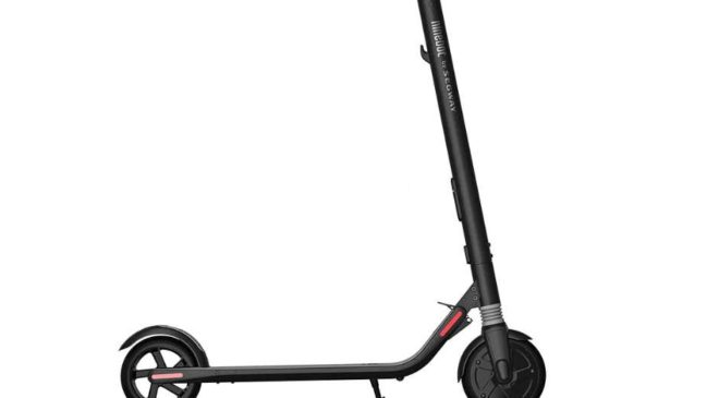 Vente flash trottinette électrique Ninebot by Segway KickScooter ES1
