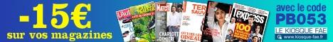 abonnement magazine pas cher code promo