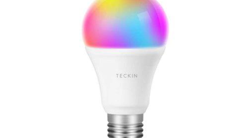 ampoule LED connectée Smart Bulb TECKIN Wi-Fi