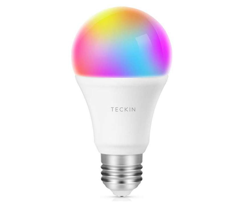 ampoule LED connectée Smart Bulb TECKIN Wi-Fi