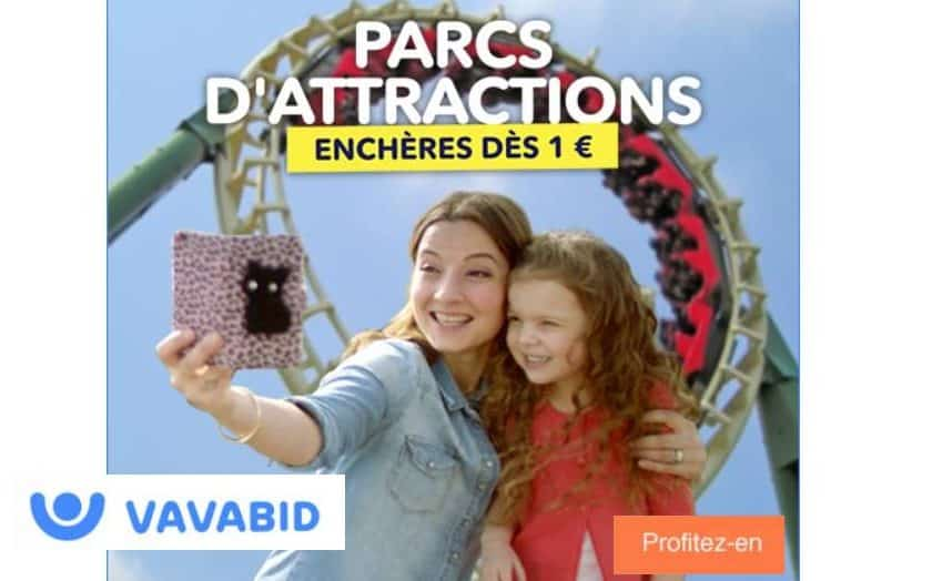 billets Parcs et Zoos aux enchères 2 billets achetés = 2 billets offerts