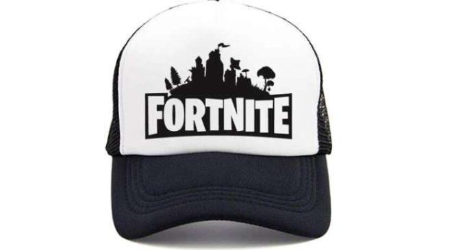 casquette Fortnite pas chere