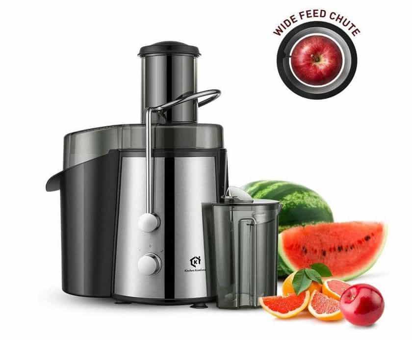 centrifugeuse Kitchen Komforts fruits et légumes deux vitesses PROMO
