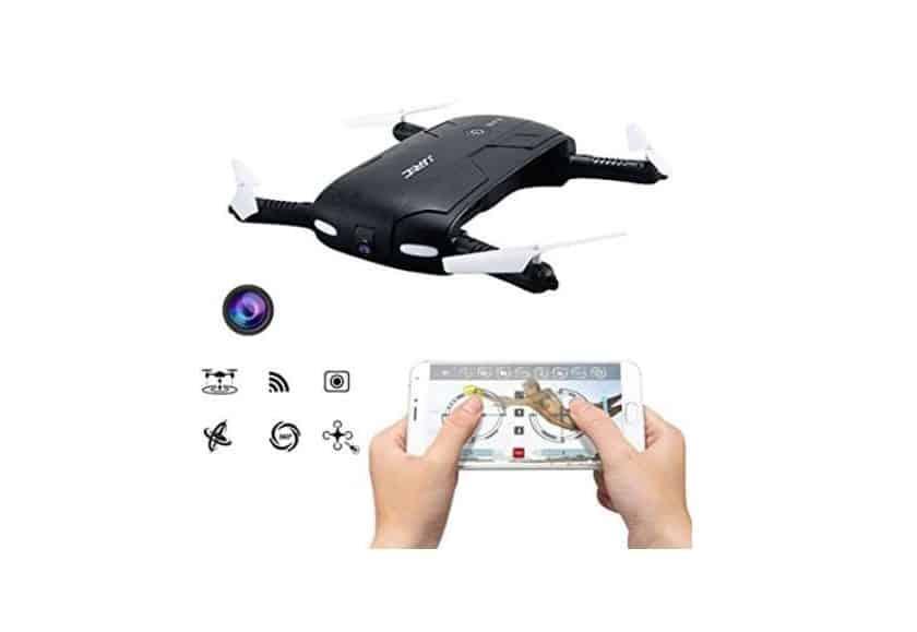 mini-drone selfie JJRC H37 ELFIE Wifi