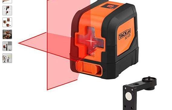 niveau laser croix Tacklife SC-L01