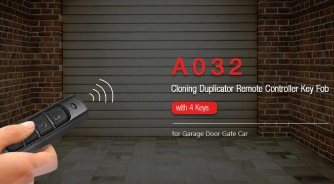 pas cher cloneur de télécommande de garage, voiture… A032