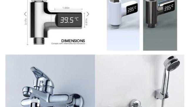 raccord affichage de la température de l'eau pas cher