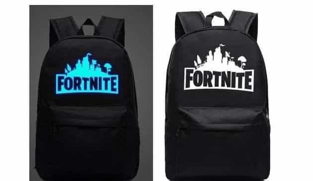 sac à dos Fortnite phosphorescent 21L PROMO