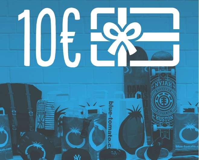 10€ de remise sur Blue Tomato