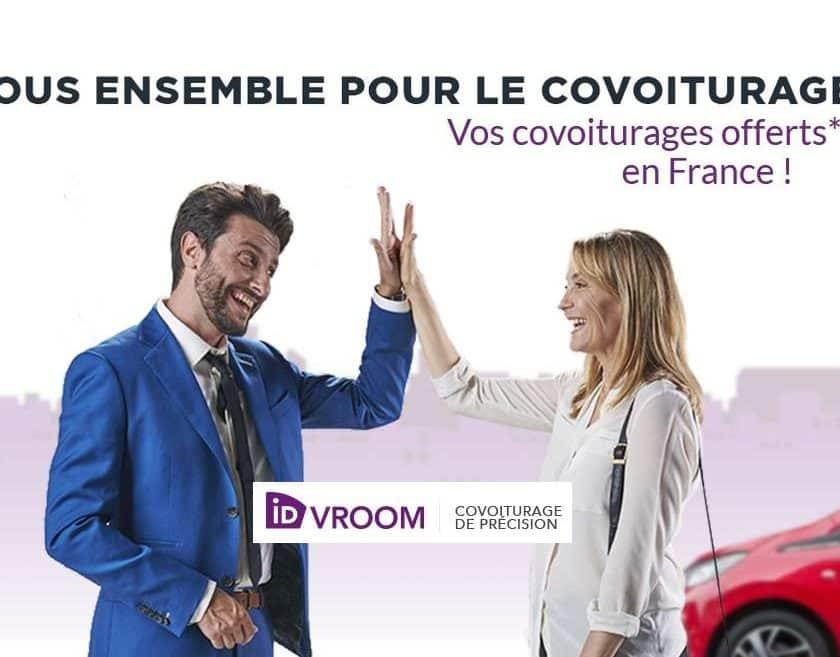 2€ remboursés par iDVROOM au passager
