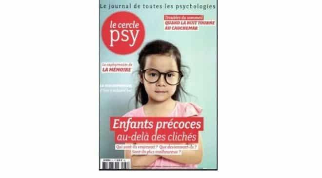 Abonnement magazine Cercle Psy pas cher