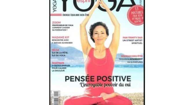 Abonnement magazine Esprit Yoga pas cher