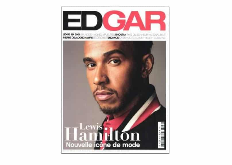 Abonnement magazine masculin Edgar pas cher
