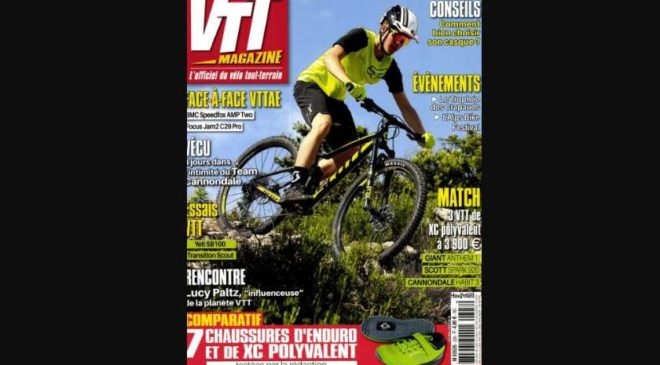 Abonnement pas cher à VTT Magazine