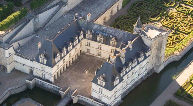 Billet pour le Château De Villandry pas cher
