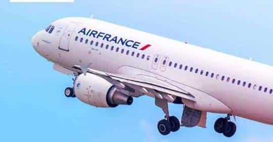 Bon d'achat Air France