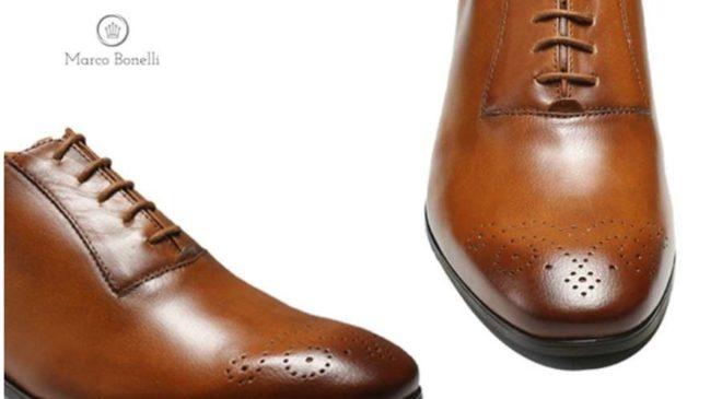 Bon de réduction Marco Bonelli chaussures homme