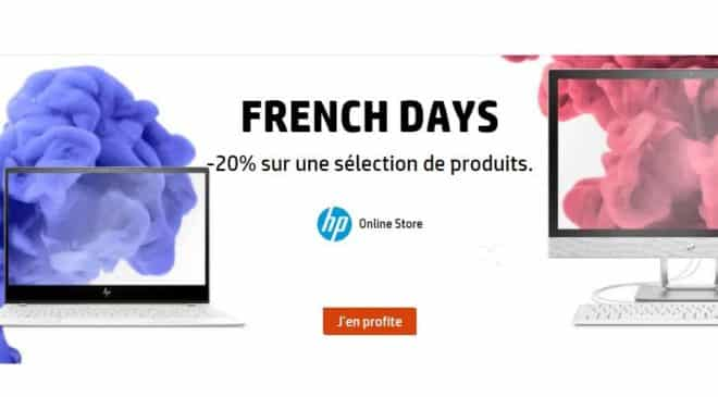 French Days HP
