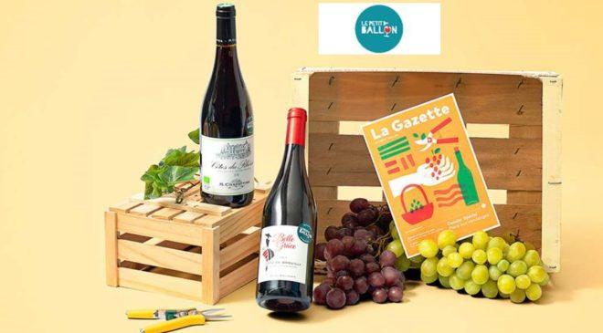 La Box de vins Le Petit Ballon moins chère