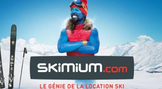Location de ski pas chère avec 50% de remise sur Skimium