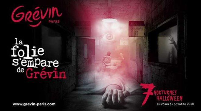 Nocturnes Halloween Musée Grévin moins chères