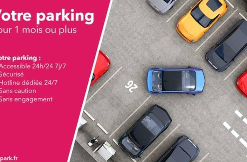 Parking moins cher bon d'achat Yespark