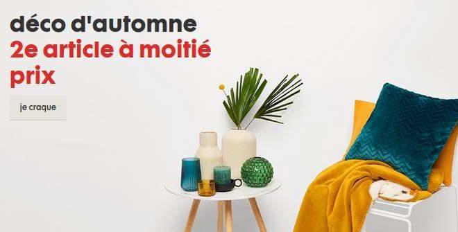 Article Prix Le À Moitié Déco Deuxième Hema Sur Rayon qVSzMpGU