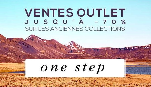 Vente Outlet One Step