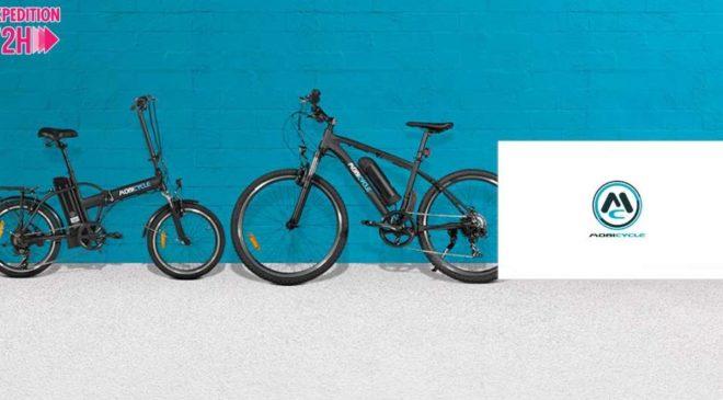 Vente privée Mobicycle vélos électriques